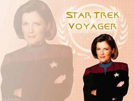 Voyager's Captain by Belanna42