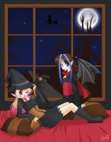 Happy Halloween 2008 by Hirahime