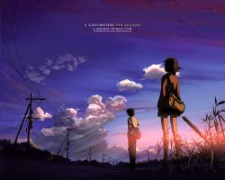 5 Centimeters Per Second by lzooml
