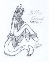 Mellow Dryad by Mary-Maru
