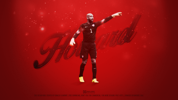 Tim Howard Wallpaper by ignaxxx