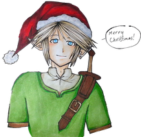 Christmas Link! by HoursUponHours