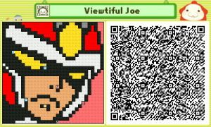 Viewtiful Joe Pushmo by Ability-King-KK