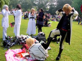 Connichi 09 - Entertainment XD by belphy