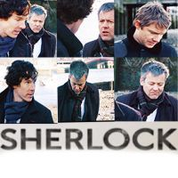 Sherlock Icon by Baby-Simi