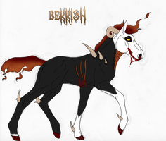 Foal for Bekkish by KazziMountainStables
