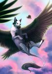 Fly with me! by Lhuin