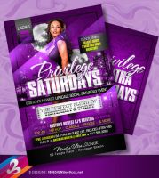 Privilege Saturdays 2 by AnotherBcreation