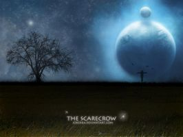 The ScareCrow_Wallpaper by Joker84
