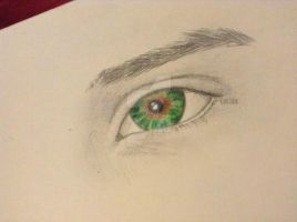 Eye Doodle by VictoriaLPF