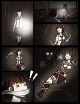 Commish: Miku Mini Comic by Goyangi-spiral