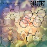Glasses-stock-front by CindysArt