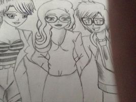 Just the three by Motherdirectioner