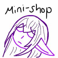Mini shop by KitalphaHart