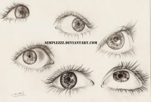 eyes by SimpleZzZ