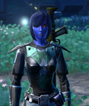 SWTOR Imperial Agent Sev'rence on Dormund Kaas by skylinegtr01