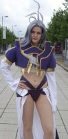 Kuja from Final Fantasy IX by lunamaxwell