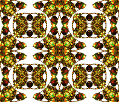 Lysergica Semitransparent Pattern 8 by PhotoComix2