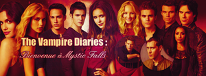 The Vampire Diaries : Bienvenue a Mystic Falls by N0xentra