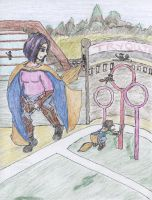 Quidditch Trial 30 by electric by Hogwarts-Castle