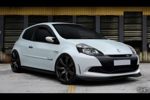 Renault Clio RS by shappass