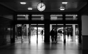 Wellington train station by Ange1Dusted