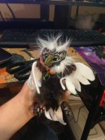 Gryphonette Poof Prototype done yay! by omfgitsbutter