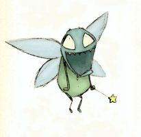 Ballerina Bug by Cado