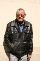 old man in barcelona by magaz
