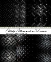 Black Iron Cast Patterns by Coby17