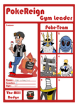 Poke-Reign Gym Leader No. 6 by Module1