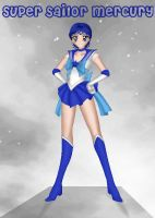 Super Sailor Mercury by sailormoon05
