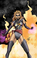 Ms. Marvel by ChawliePawpit