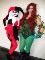Harley and Ivy by GabyLovettLestrange