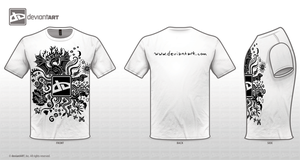 T-shirt contest entry by Sunima