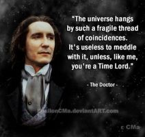 Unless you're a Time Lord by EpsilonCMa