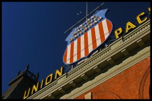 UNION PACIFIC by ScarredWolfphoto