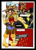 June Coyote Comic. Page 5 by Virus-20