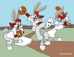 Team Bugs Bunny by buster126