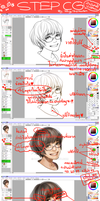 STEP CG : Thai language by pangnim