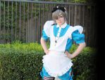 Ciel in Wonderland II by MelfinaCosplay