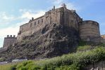 Edinburgh Castle from south by bobswin