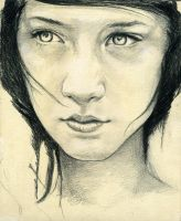 Tea Sketch No. 1 by MichaelShapcott