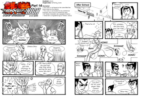 Tekken High: Pt 14 by pricon