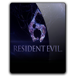Resident Evil 6 Icon by dylonji