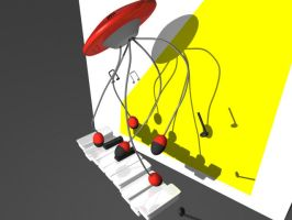 Dyyd's Piano Robot-In 3D by Ajmooch