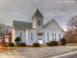 Howard Chapel Ridgeville UMC by jim88bro