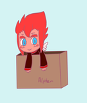 Alpha in a box (Request) by Temarigirl1600