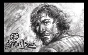 Sirius Black by splendidriver