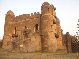 Fassil Castle by ownway2008